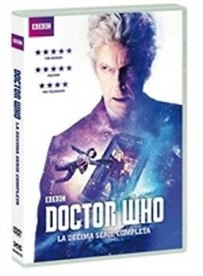 Doctor Who - Stagione 10 (6 DVD) - ITALIANO ORIGINALE SIGILLATO -