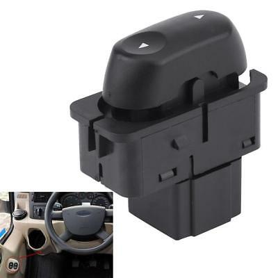1pcs Car Master Power Window Switch Button For Ford Escape F-150 250 350 Black