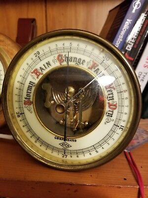 ATCO Compensated Brass Barometer
