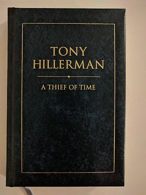 a thief of time hillerman