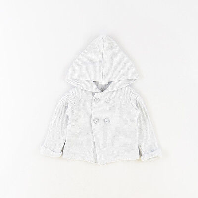 Chaqueta color Gris marca Unit 6 Meses  521237