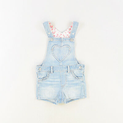 Peto color Denim claro marca H&M 9 Meses  521266