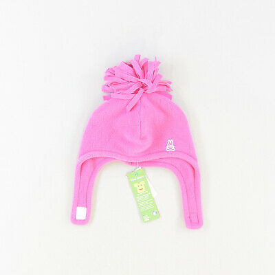 Gorro color Rosa marca Benetton 3 Meses  521290