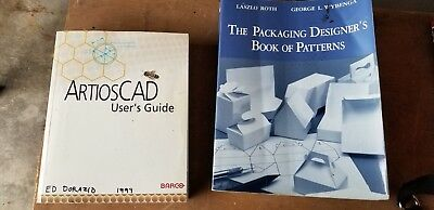 Cad Design Books /Artios Manuel & Folding Cartons Design
