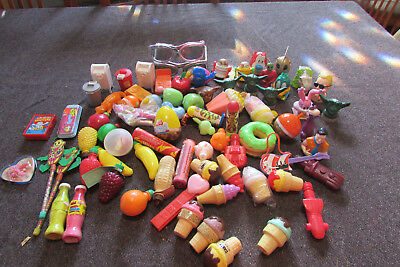 VINTAGE PLASTIC CANDY BOX CONTAINERs DISPENSERs 1970'S 1980'S LOT
