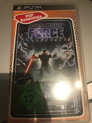 Star Wars: The Force Unleashed (Sony PSP, 2011)