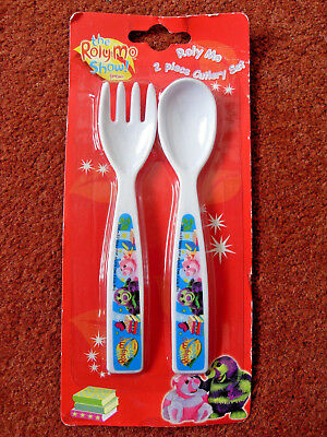 Roly Mo 2 Piece Cutlery Set
