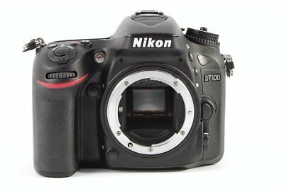 Nikon D7100, digitale SLR Kamera, 24 Megapixel, nur 7400 Klicks  #18MP0106A