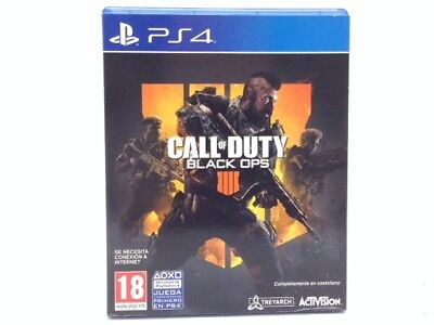 Juego Ps4 Call Of Duty: Black Ops 4 Ps4 4259072