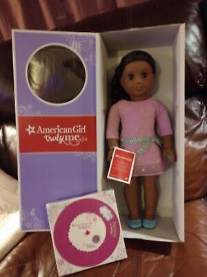Retired New In Box American Girl Doll Truly Me 46 - Sonali Mold, Black Hair Eyes