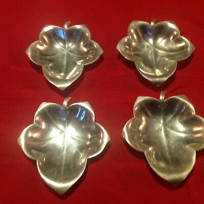 Tiffany  and Company Makers  Sterling 22475 Nut Dishes