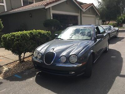 2000 Jaguar S-Type  jaguar s type 2000 3.0 l