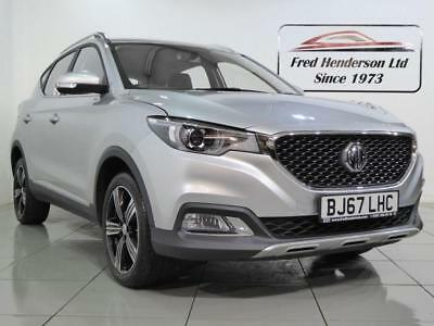 2017 67 Mg Mg Zs 1.5 Exclusive 5D 105 Bhp