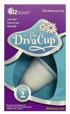 The Diva Cup, Model 2