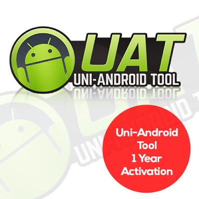 Uni Android Tool 1 Year Renewel (Universal Android Tool) INSTANT