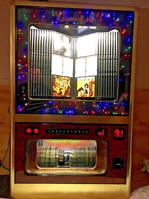 Sound Leisure 80 CD wall mounted Jukebox with music lead