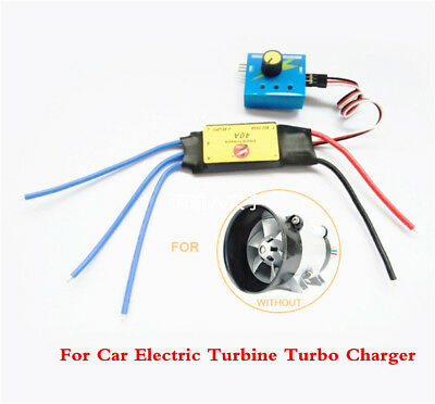 Direct Current Max 480W 40A ESC Drive Controller For Car Electric Turbo Charger