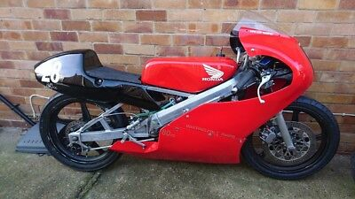 80cc Motorcycle Race Bike
