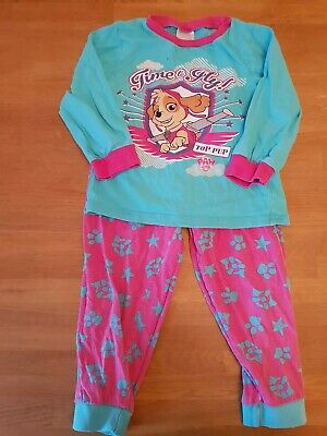 Children's * Skye* Paw Patrol *Pyjamas * Age 3-4 Years * Nickelodeon