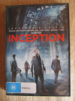Dvd Inception  ** Must See **