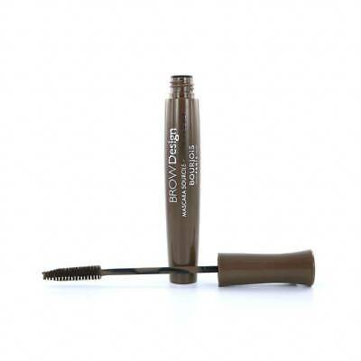 Bourjois Paris Brow Design Eyebrow Brow Mascara 6ml Dark Blonde Shade 03