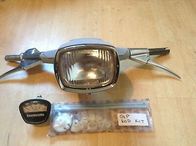 Lambretta Gp Headset 'italian Size' Last One Reduced £25 Off