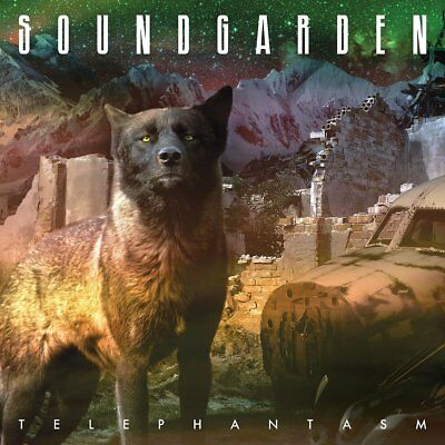 SOUNDGARDEN Telephantasm 2010 12-trk CD BRAND NEW Chris Cornell