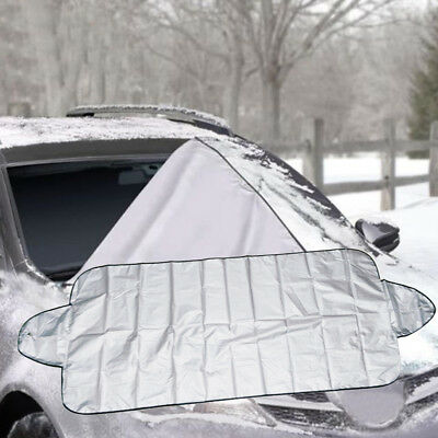 Frost Shield Car Windscreen Cover Snow Ice Protection Window Winter Screen Guard