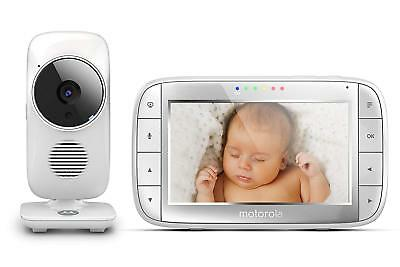 "Motorola MBP48 5"" Video Baby Monitor."