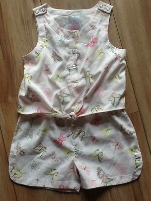 Girls playsuit age 5 years great cond