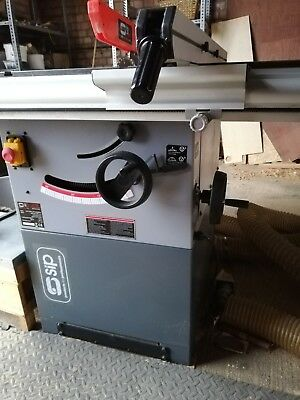 """SIP 10"""" Table Saw Cast Iron Table"""