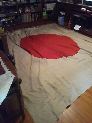 Japanese Flag Huge 11x7 Ft.