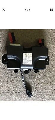 Kymco Midi 8mph Controller Cover Complete With Wiring