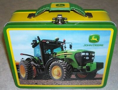 John Deere  Carry All-Lunchbox-B-New Old Stock *2011*