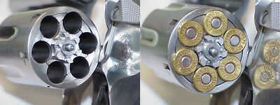 SMITH & WESSON Revolver Cylinder Machining for Full Moon Clips by TK Custom™