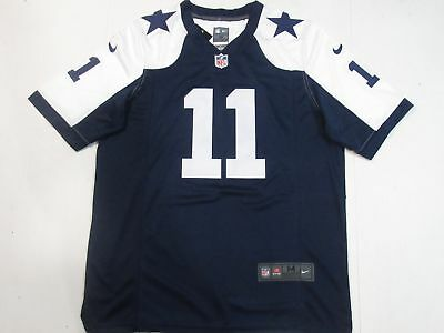 5f2e21984f5 NWT Cole Beasley #11 Dallas Cowboys Mens Adult Throwback Thanksgiving Jersey