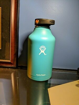 Hydro Flask 64 oz. Wide Mouth, Insulated MINT/Turquoise (New)