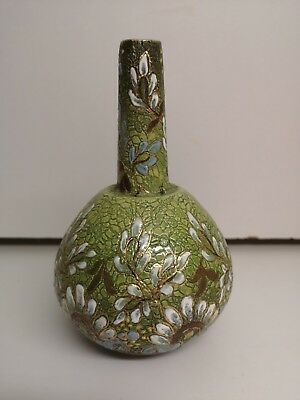 Doulton Slater Patent Pottery Vase royal doulton antique