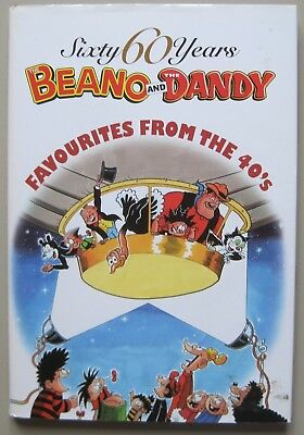 Sixty Years Beano & The Dandy 2003 Excellent Condition Unclipped £8.99