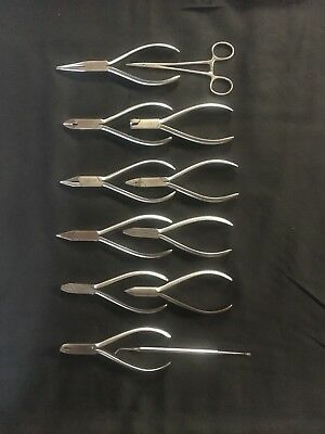 Orthodontic Instruments made by Ortho-Pli
