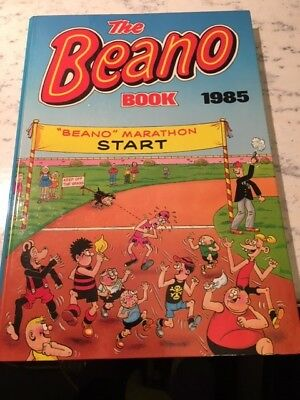 Vintage The Beano Book 1985 Annual