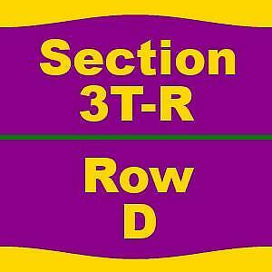 1-5 TICKETS 2/2/19 School Of Rock - The Musical Clowes Memorial Hall