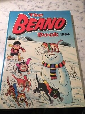 Vintage The Beano Book 1984 Annual
