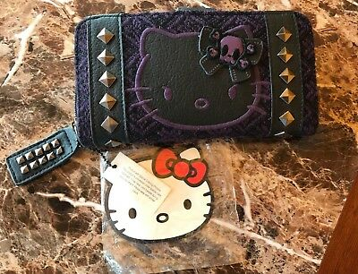 NWT Hello Kitty Wallet by Loungefly NEW!