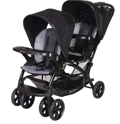 Baby Trend Sit N Stand Double Stroller