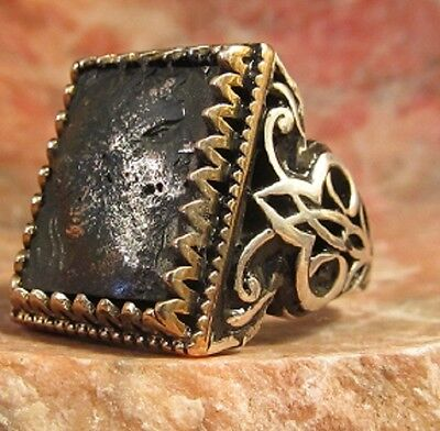 Ancient Authentic Roman Emperor Nero  Men's Ring