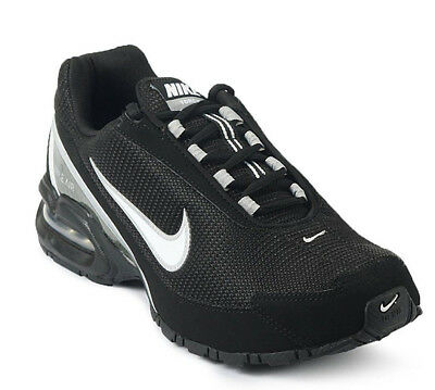 New Men's Size 10.5 Nike Air Max Torch 3 Black/White Running Shoes 319116-011