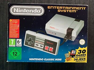 Nintendo NES Classic Mini 2018/2019 Edition with Yok Wireless Controller Bundle