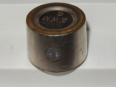 W. & L. E. Gurley Weight Weight Scale Calibration? 2 Lbs
