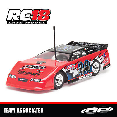FREE SHIPPING! TEAM ASSOCIATED # 20130 RC18 Late Model